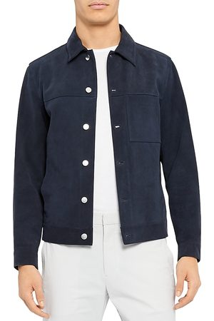 THEORY Patterson Suede Jacket - 100% Exclusive