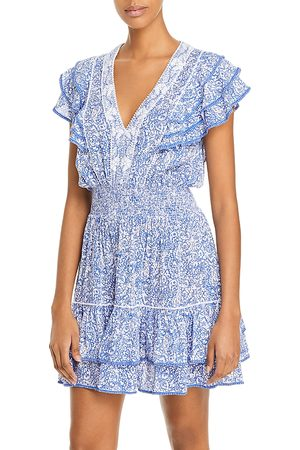 POUPETTE ST BARTH Camila Floral Mini Dress