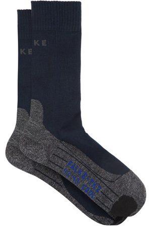 Falke Men Socks - Tk2 Cool Jersey Socks - Mens - Navy