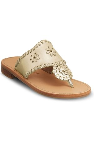Jack Rogers Girls' Jacks Flat Sandals - Little Kid, Big Kid