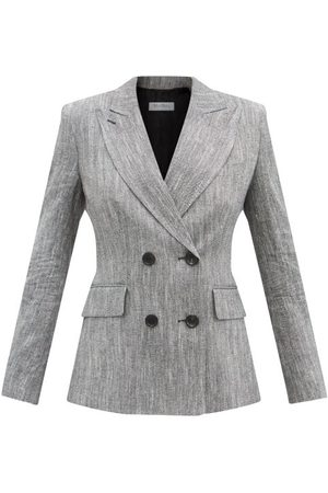 Max Mara Women Blazers - Gru Jacket - Womens - Grey