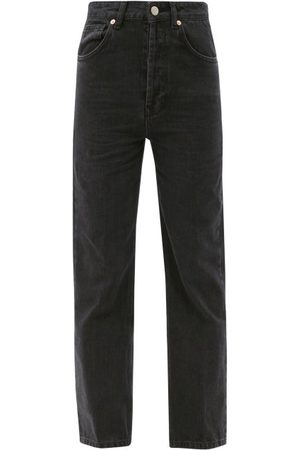 Raey Find Straight-leg Jeans - Womens