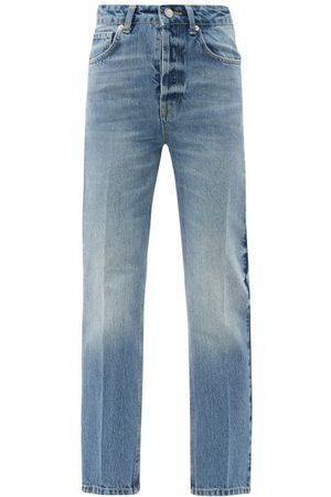 Raey Women Straight - Find Straight-leg Jeans - Womens - Light
