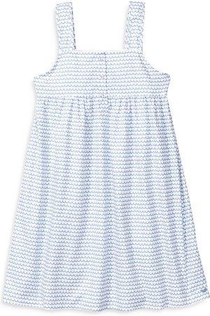 Petite Plume Girls' La Mer Charlotte Nightgown - Baby, Little Kid, Big Kid