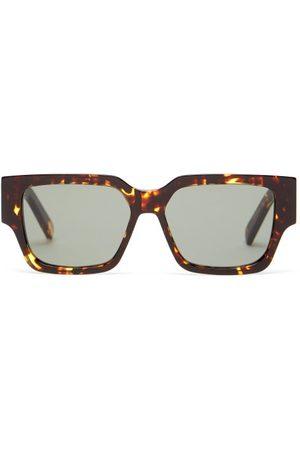Dior Men Square - Cd Square Acetate Sunglasses - Mens - Tortoiseshell