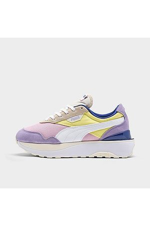 PUMA Women Casual Shoes - Women's Cruise Rider Silk Road Casual Shoes in / Lady