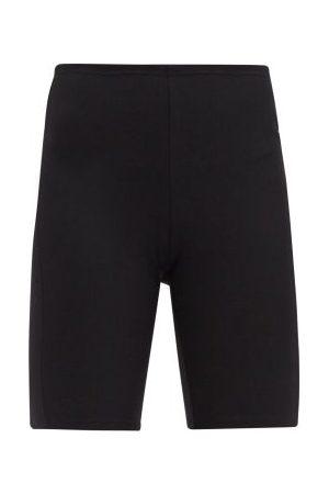 Paco rabanne Logo-jacquard Jersey Cycling Shorts - Womens - Multi