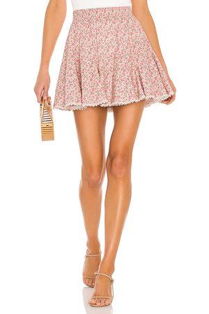 Show Me Your Mumu Charm Mini Skirt in .