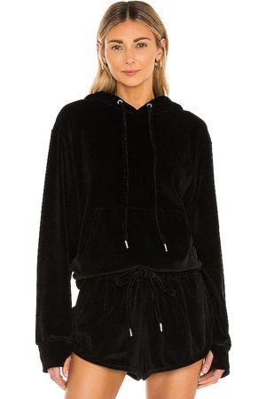 Mikoh Women Hoodies - Mirai Hoodie in Black.
