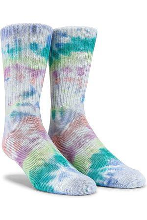 DAYDREAMER Socks in Blue.