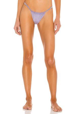Montce Brasil Bikini Bottom in Lavender.