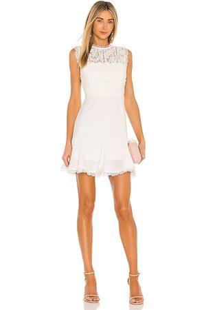 heartLoom Cammie Mini Dress in Ivory.