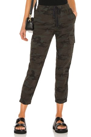 Sanctuary Squad Cargo Jogger in Army.
