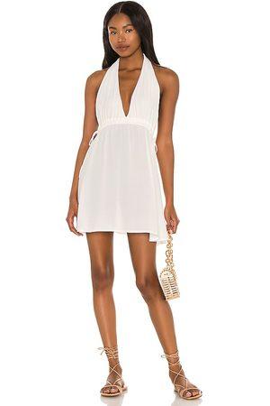 lovewave Women Dresses - Brenda Dress in Ivory.