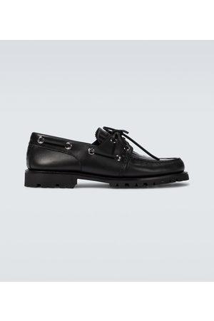 Fendi Leather Derby shoes