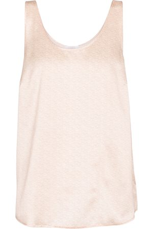 ERES Signature silk-satin tank top