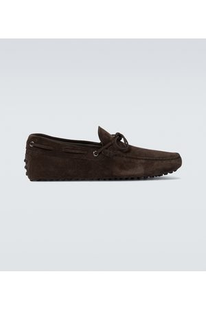 Tod's New Laccetto Gommino driving shoes