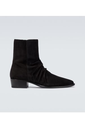 AMIRI Stack suede boots