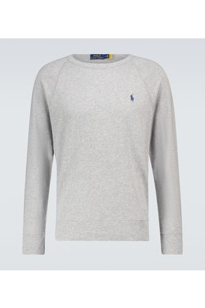Polo Ralph Lauren Long-sleeved cotton sweatshirt