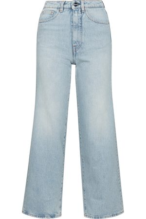 Totême High-rise flared jeans