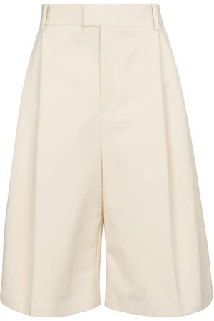 Bottega Veneta Cotton Bermuda shorts