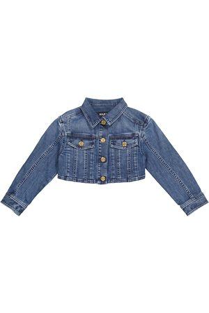 Balmain Stretch-cotton denim jacket