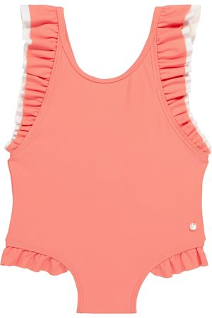Tartine Et Chocolat Frill-trimmed swimsuit