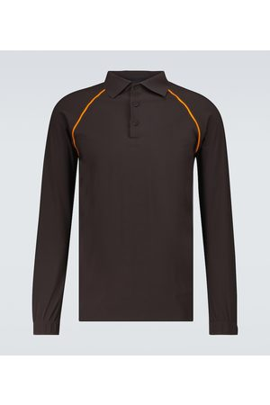 GR10K Taped Ultrasound long-sleeved polo