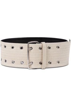 Jil Sander Canvas belt