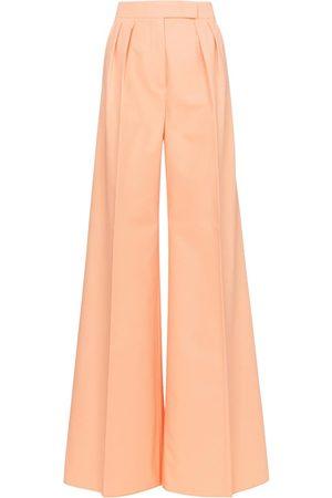 Max Mara Sabbia cotton gabardine pants