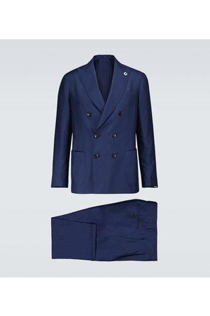 LARDINI Men Suits - Double-breasted suit