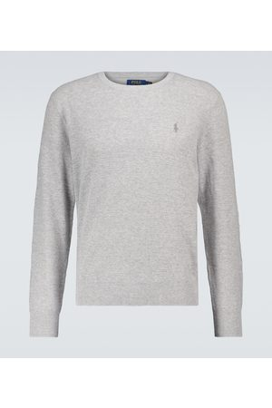 Polo Ralph Lauren Long-sleeved cotton sweater