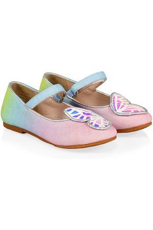 SOPHIA WEBSTER Little Girl's and Girl's Butterfly Flats - Size 9 (Toddler)