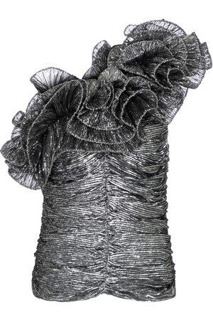 Isabel Marant Trudi one-shoulder top