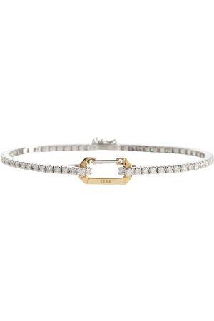EÉRA Exclusive to Mytheresa – Paris 18kt bracelet with diamonds