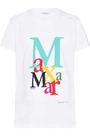 Max Mara Humour cotton jersey T-shirt