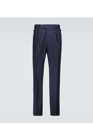 LARDINI Regular formal pants