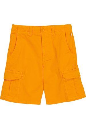 Il gufo Boys Bermudas - Stretch-cotton Bermuda shorts