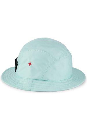 Stone Island Men's Bucket Hat - Aqua - Size XL
