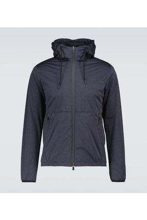 HERNO Men Bomber Jackets - Fastnet bomber jacket