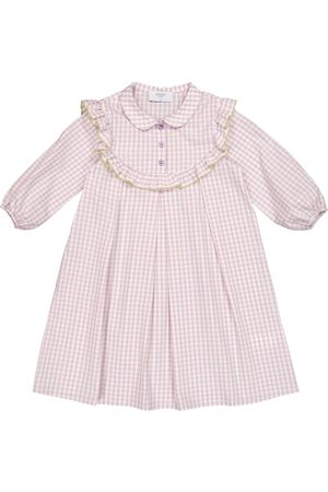 PAADE Cleo gingham checked dress