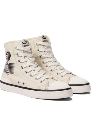Isabel Marant Benkeen canvas sneakers