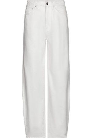 Totême Exclusive to Mytheresa – High-rise barrel-leg jeans