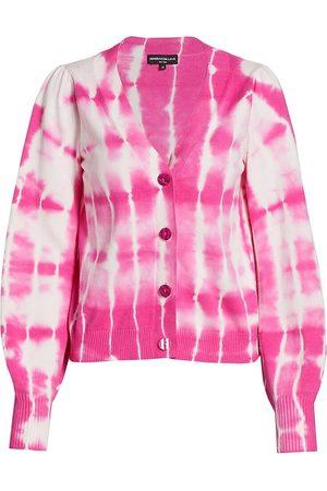 Generation Love Women's Coco Tie-Dye Cardigan - Tie Dye - Size XS