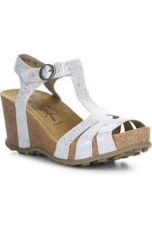 Fly London Women's Gumy T-Strap Sandal