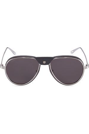 Cartier Women Aviators - Women's Core Range 60MM Aviator Sunglasses
