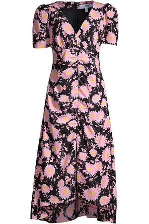 LIKELY Women Printed Dresses - Women's Mylene Floral High-Low Dress - Multi - Size 8