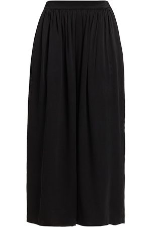 Tove Women's Nola Silk Wide-Leg Trousers - - Size 2