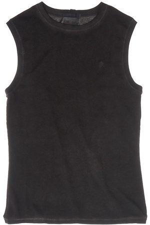 Helmut Lang Women's Garmen Muscle T-Shirt - Charcoal - Size Small