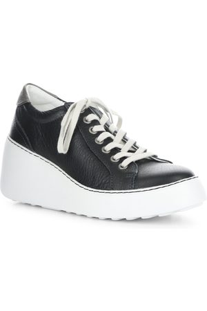 Fly London Women's Dile Wedge Sneaker